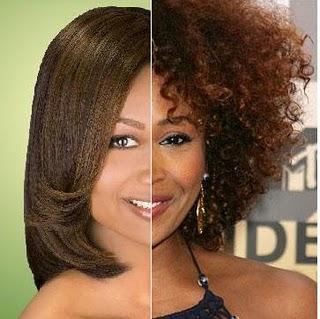 The Big Hair Debate Natural Hair Versus Relaxed Hair Motivation